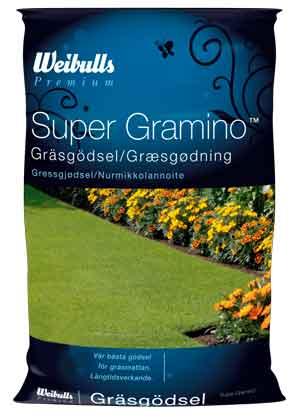 Weibulls Super Gramino - långtidsverkande gödsel