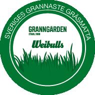 Weibulls - Sveriges grannaste gräsmatta