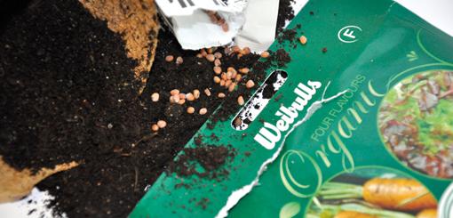 Organic: Grönsaker