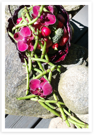 Weibulls - FloristUlrik, brudbukett