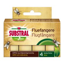 Substral Flugfångare 4-pack 12st/krt