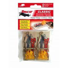 TomCat Musfälla av trä 2-pack 24 kfp/krt Classic